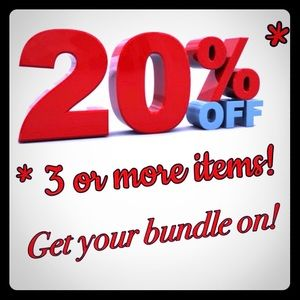 Bundle to Save!!!!